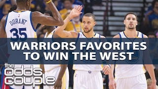 NBA Picks | Western Conference Championship Odds | The Odds Couple