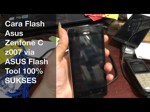 how-to-flash-asus-zenfone-c-z007-via-asus-flash-tool-100%-success
