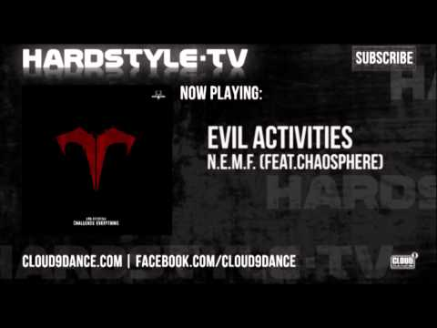 Evil Activities - N.E.M.F. (feat. Chaosphere)