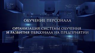 Обучение персонала. Организация системы обучения и развития персонала на предприятии.