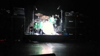 Quiet Riot - Drum Solo LIVE @ The Galaxy Theatre
