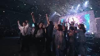 Funk Circuit Confetti for UERM College of Medicine 50th Annual Alumni Homecoming Gala Night