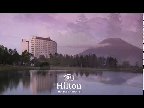 The World is Right Here: Hilton Niseko Village