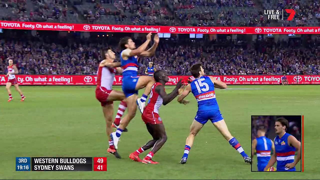 Western Bulldogs V Sydney Highlights