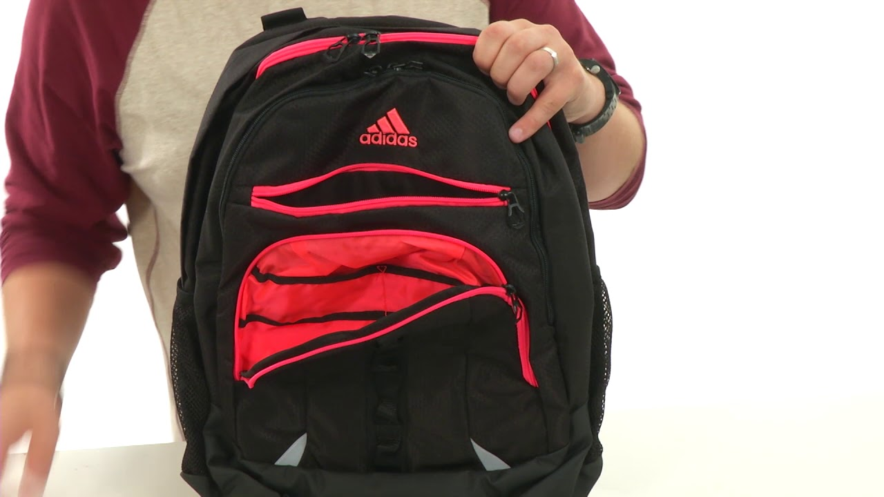 c38b99b20a adidas Prime III Backpack SKU 8880901 - YouTube