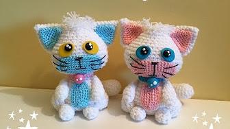 29) Pecora Amigurumi Tutorial - Sheep Crochet - Oveja Crochet ... | 188x336