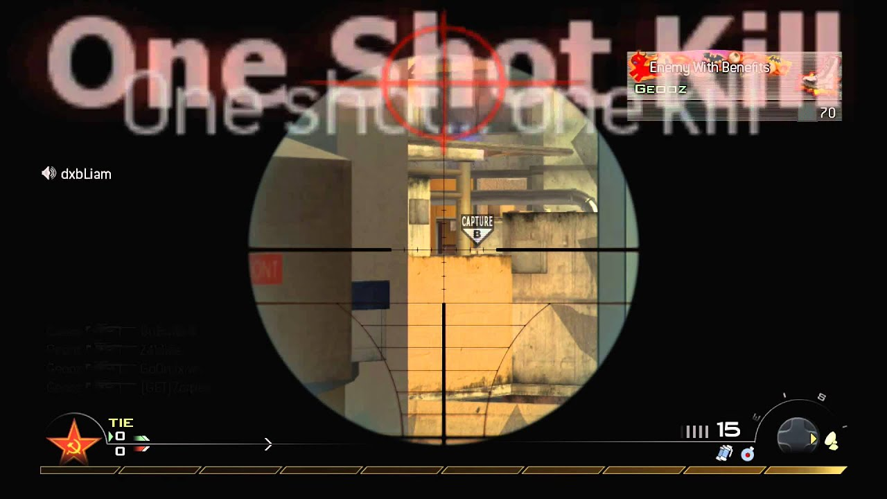 how to hit outer quad