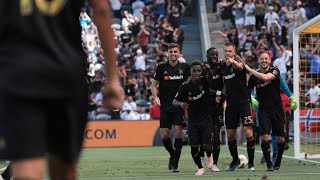 GOAL Walker Zimmerman | LAFC 1 - 0 San Jose