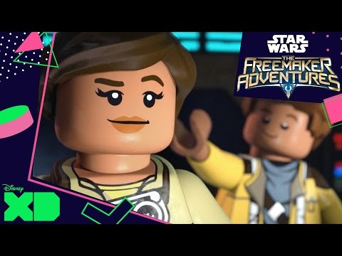 Star Wars: Freemaker Adventures Shorts | Home One | Official Disney XD UK