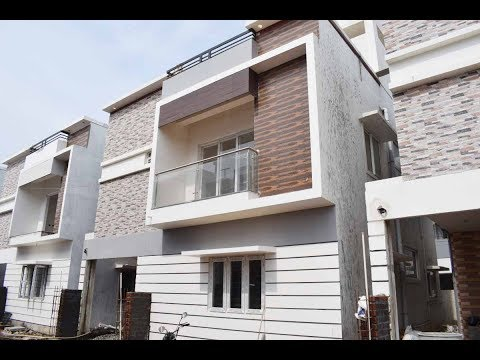 Independent House Villa For Sale At Medavakkam, Chennai.