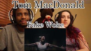 Tom MacDonald  Fake Woke Reaction