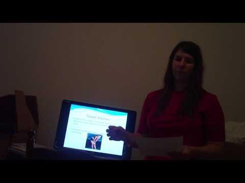 Julie Richardson Informative Speech