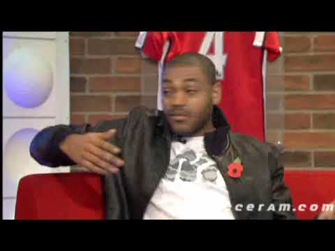 KANO INTERVIEW ON SOCCER AM