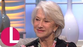 Helen Mirren Is So Happy to See a Camerawoman in the Studio | Lorraine