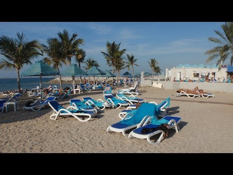 United Arab Emirates 2018-19 - hotel Smartline Bin Majid Beach Resort