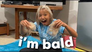 HAIR BLEACH FAIL || Part 2