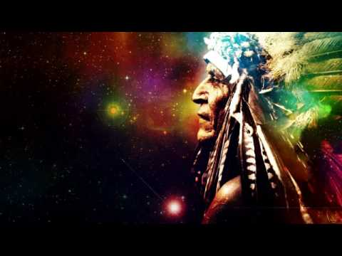 HD-Native American Music - Tribal Drums & Flute - Relax, Study, Work & Ambience.mp4