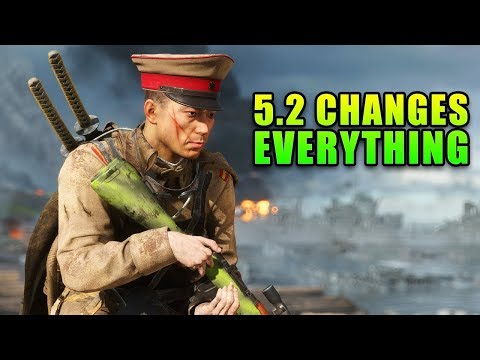 5.2 Patch Notes - Everything You Need To Know | Battlefield V