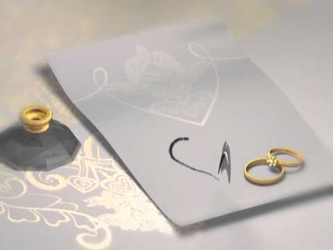 love letter   Motion graphics animation   Free Download HD