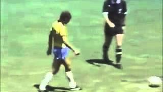 Francia - Brasile 1-1 (5-4 d.c.r.) - Mondiali Messico 1986 - quarti di finale