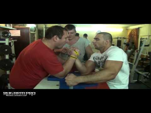 Sergey NOSKOV vs Andrey BORIS (ARMFIGHT)