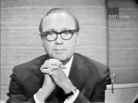 What's My Line? - Jack Benny; Vincent Edwards; PANEL: Phyllis Newman, Tony Randall (Jun 5, 1966)
