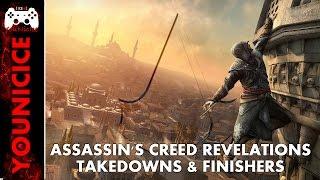 AC Revelations Takedowns & Finishers | Finishing Moves | Kill Compilation | Kill Montage | Combat