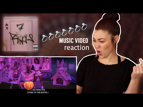 7 Rings - Ariana Grande MUSIC VIDEO *Reaction*