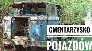 Cmentarzysko Pojazdów |Urbex #163|