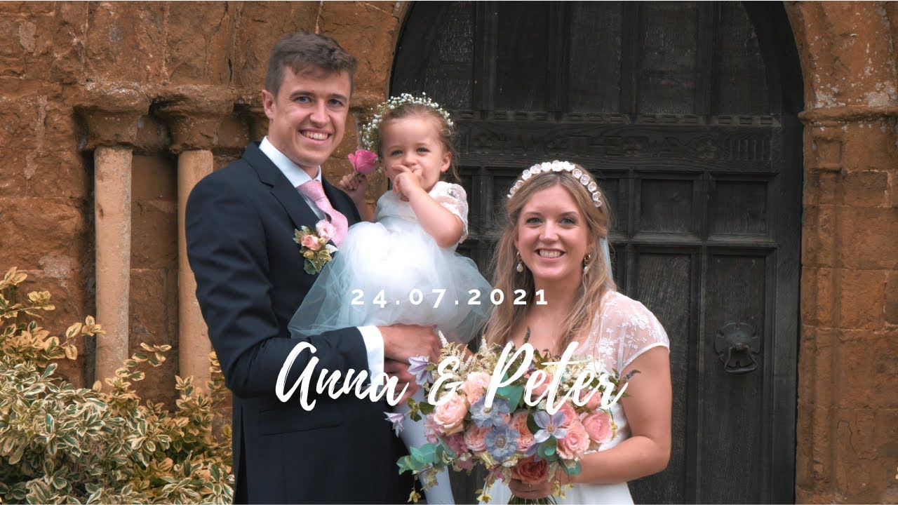 A Picturesque Cotswolds Wedding   Anna & Peter - Highlights Film