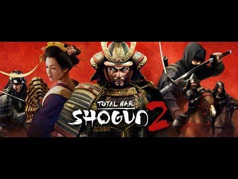 Total War: Shogun 2 - Satsuma v. ??? (Is it Godzilla?) |