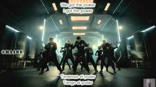 B.A.P - Power [Sub español + Hangul + Rom] + MP3 Download