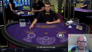 Lucky Streak Live Baccarat Review