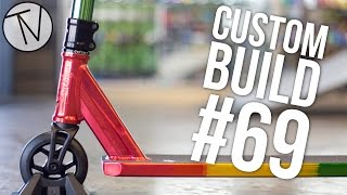 Custom Build #69 │ The Vault Pro Scooters