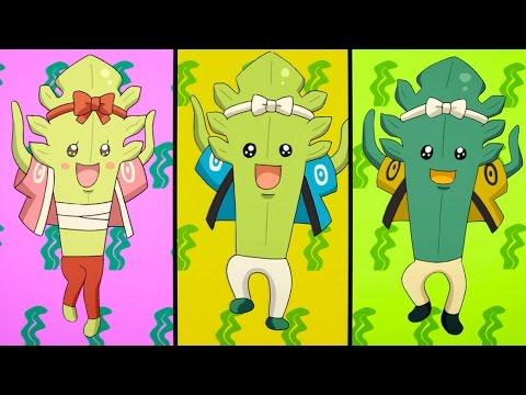 Meet the Yo-kai | Dancing Trio