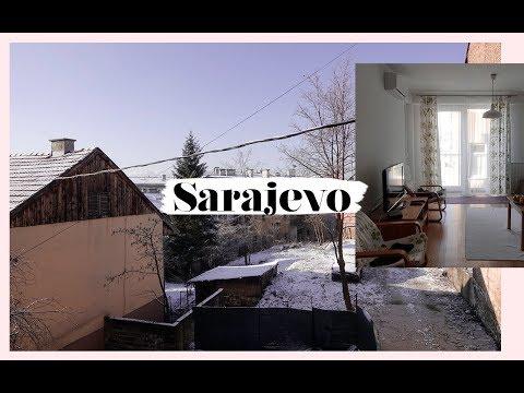 Sarajevo apartment tour