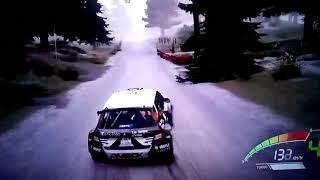 WRC 7 ribaltamento spettacolare
