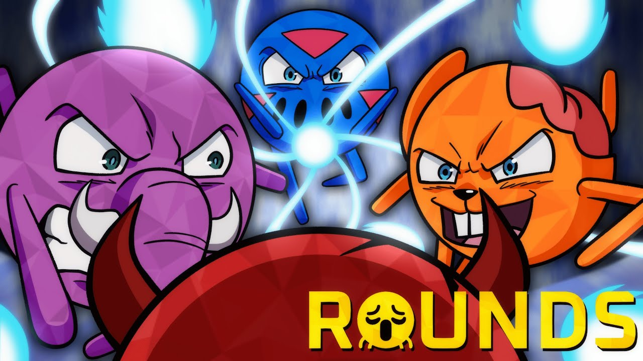 MODDED ROUNDS IS AMAZING   Rounds   w/ CaRtOoNz, Delirious, Squirrel