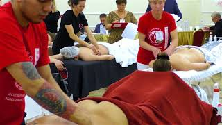 Классический массаж. Категория - Молодой специалист 1 заход