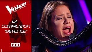Retrouvez le meilleur des reprises de Beyonce à The Voice France av...