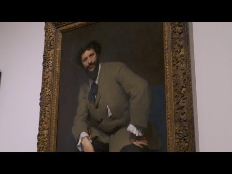 The classic portraits of John Singer Sargent