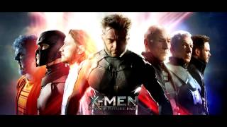 16 The Attack Begins - X-Men: Days Of Future Past [Soundtrack] - John Ottman