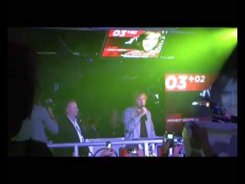 DJ FEEL @ DJ MAG TOP 100 Ceremony (Ministry Of Sound, London, 28.10.2009)