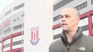 Stoke City Europa League Qualification Voxpops