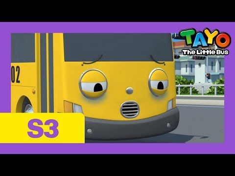 Tayo I Can't Sleep l Tayo S3 EP14 l Tayo the Little Bus
