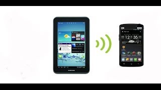 Как передать по WIFI файлы между двумя Андроид устройствами без интернет