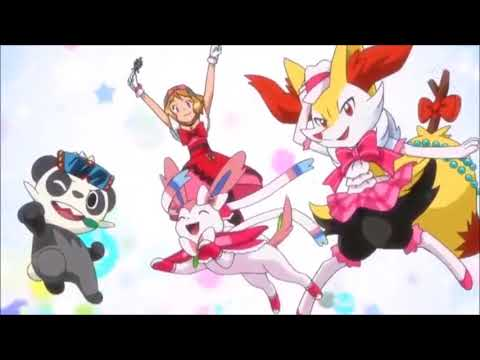 Braixen AMV   Cherry Pop