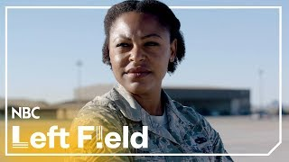 Muslims in the Military: Converting to Islam in the Air Force | NBC Left Field