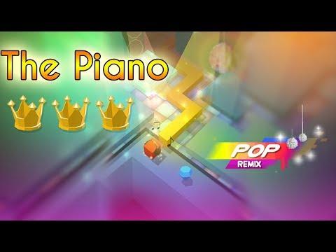 Dancing Line - The Piano: Pop Remix (Fan-made)
