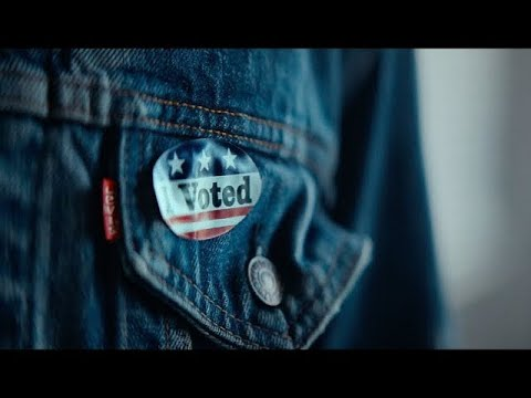 "Levi's® ""Use Your Vote"" (:90)"